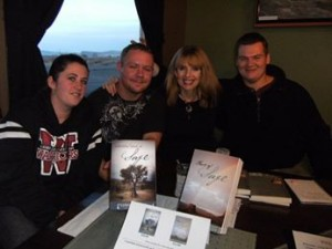 At Coulee City Book Event